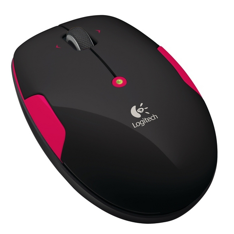 LOGITECH M345 Fire Red [60668]
