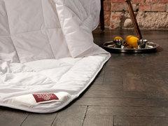 Элитное одеяло всесезонное 200х220 Merino Wool от German Grass