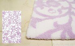 Элитный коврик для ванной Jardin 430 сиреневый от Abyss & Habidecor