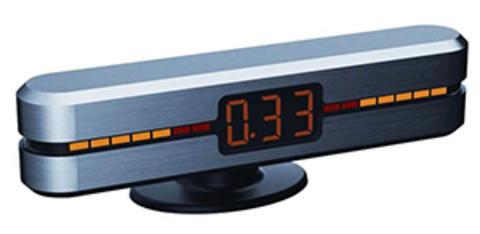 Парктроник (парковочный радар) ParkMaster с индикатором 36 на 4 датчика