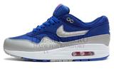 Кроссовки Мужские Nike Air Max 87 Dk Blue Grey White