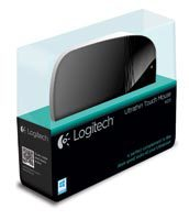 LOGITECH T630 Ultrathin Touch Mouse Black