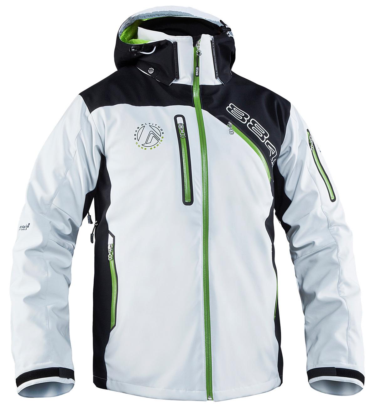 Горнолыжная куртка 8848 Altitude «DAWN SOFTSHELL» White
