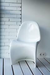 стул PANTON, белый