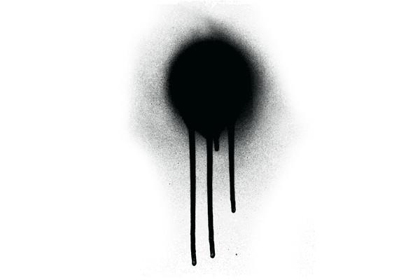 051 Краска Game Air Черный (Black) укрывистый, 17мл