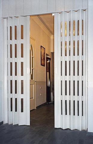 Фото дверь гармошка на заказ