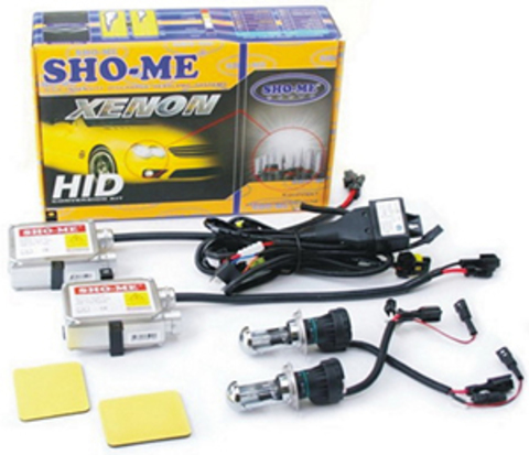 Комплект би-ксенона SHO-ME Pro H4 (4300К)