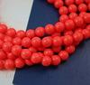 5810 Хрустальный жемчуг Сваровски Crystal Neon Red круглый 6 мм, 5 шт ()