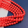 5810 Хрустальный жемчуг Сваровски Crystal Neon Red круглый 6 мм, 5 шт