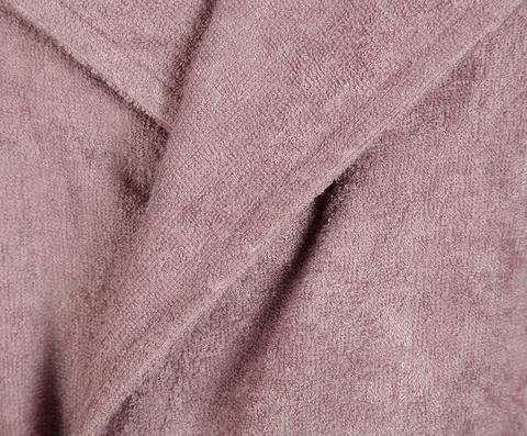 Элитный халат махровый Waterside лаванда от Hamam