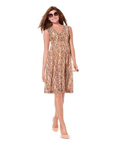 Выкройка Burda (Бурда) 6956 — Платье, Блузка для будущей мамы