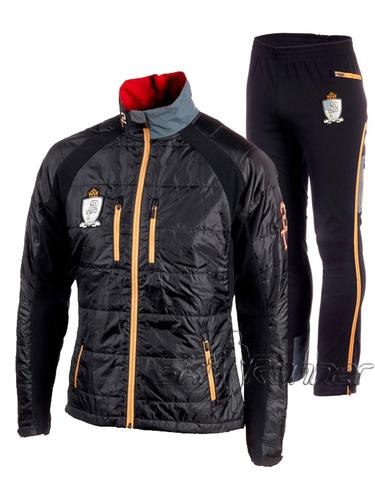 Лыжный костюм женский Stoneham Warm Up Jacket разминочный