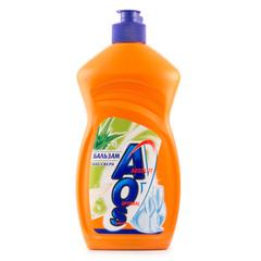 Средство для мытья посуды АОС Бальзам Алоэ 500 мл
