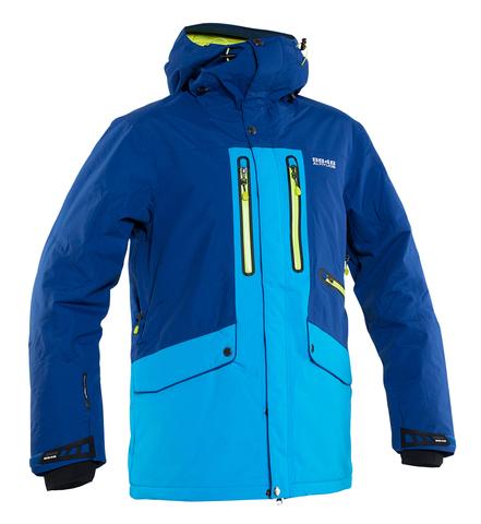 Куртка горнолыжная 8848 Altitude Ledge Berliner Blue мужская