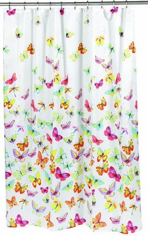 Элитная шторка для ванной Shannon от Carnation Home Fashions