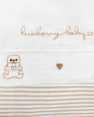 Детское постельное белье трикотажное Luxberry Медвежата
