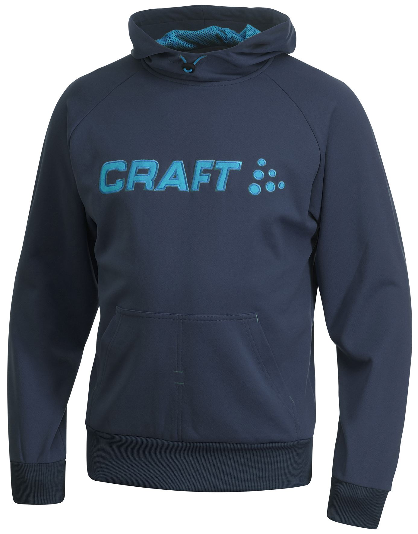 Толстовка Craft Flex Hood мужская dark blue