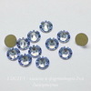 2028/2058 Стразы Сваровски горячей фиксации Light Sapphire  ss12 (3-3,2 мм), 10 штук