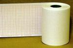 63х30х16, бумага ЭКГ для Fukuda, Nihon Kohden, Hellige, Kenz, реестр 4027/2