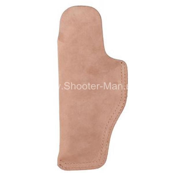 Кобура скрытого ношения для пистолета Гроза - 01 поясная ( модель № 16 )