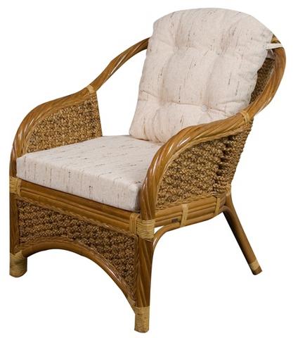02T Кресло с мягкой подушкой