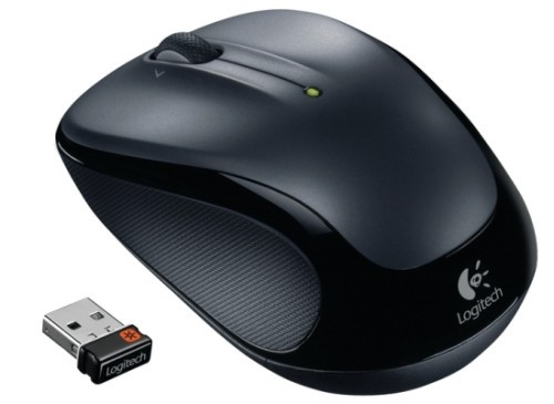 LOGITECH M325 Wireless Dark Silver
