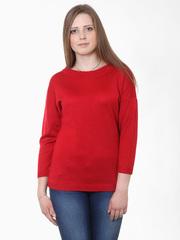 Ж1667-1 джемпер женский красный