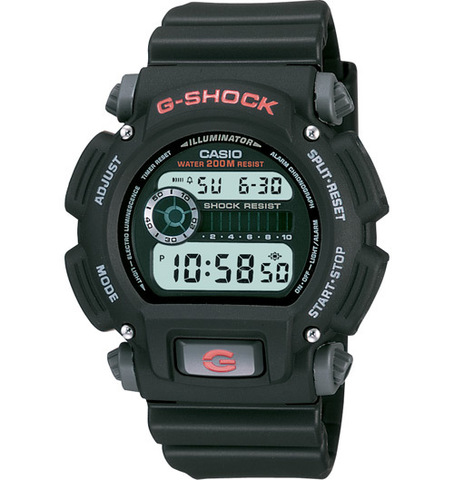Купить Наручные часы Casio DW-9052-1VDR по доступной цене