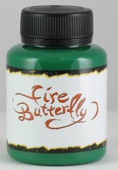 Профессиональный NEW набор укрыв. краски для аэрографии 10 цветов по 120мл Fire Butterfly + 1л разб