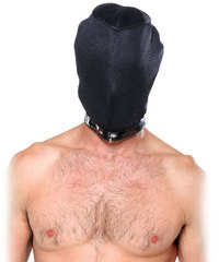 Закрытый БДСМ шлем Fetish Fantasy
