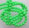 5810 Хрустальный жемчуг Сваровски Crystal Neon Green круглый 6 мм, 5 шт ()