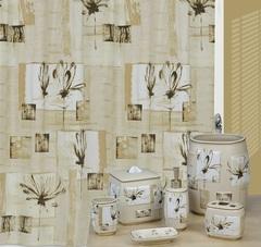 Дозатор для жидкого мыла Botanical Collage от Creative Bath