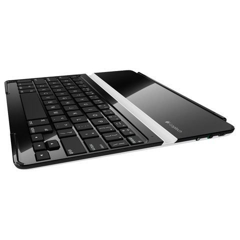 LOGITECH Ultrathin Cover Black