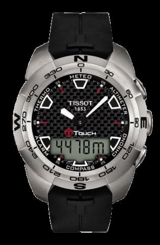 Купить Наручные часы Tissot Touch Collection T013.420.47.201.00 по доступной цене