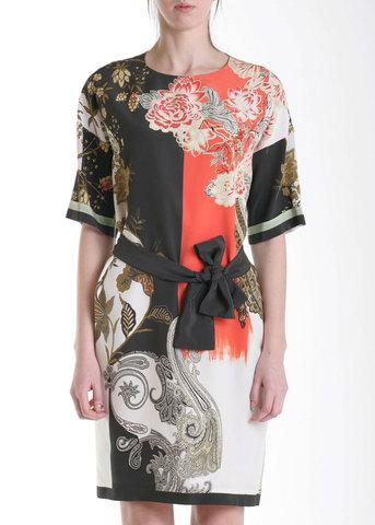 Платье из шелка ETRO
