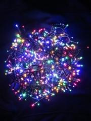 Светодиодная гирлянда Triumph Tree 700 ламп, мультиколор