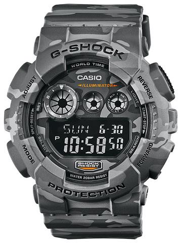 Купить Наручные часы Casio GD-120CM-8DR по доступной цене