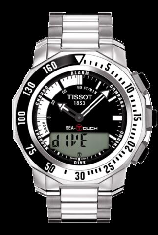 Купить Наручные часы Tissot Touch Collection T026.420.11.051.01 по доступной цене