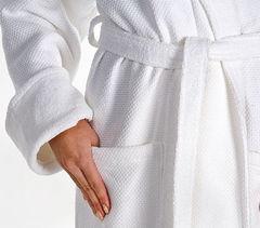 Элитный халат махровый двусторонний Double от Carrara