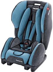 Детское кресло RECARO Young Expert plus (материал верха Topline Microfibre Grey/Petrol)