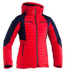 Горнолыжная куртка 8848 Altitude Charlie Marin красная