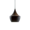 люстра Tom Dixon Beat Light Fat ( black)