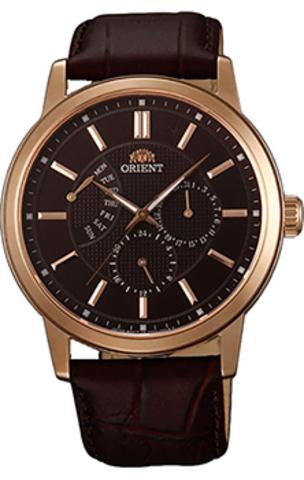Купить Наручные часы Orient FUU0A002T0 Dressy по доступной цене