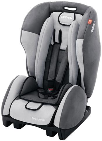 Детское кресло RECARO Young Expert plus (материал верха Trendline Bellini Asphalt/Grey)