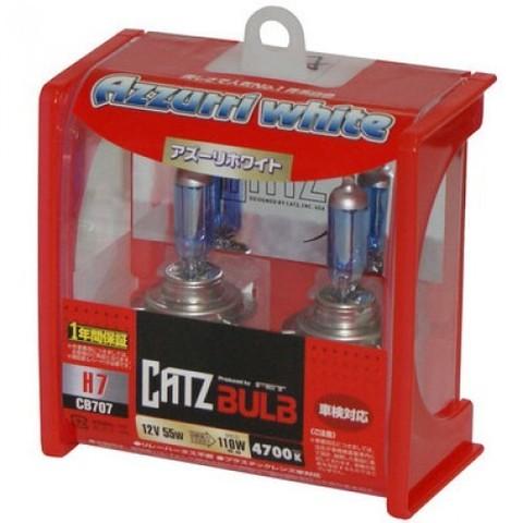 Газонаполненные лампы CATZ H7 CB707 (4700К)
