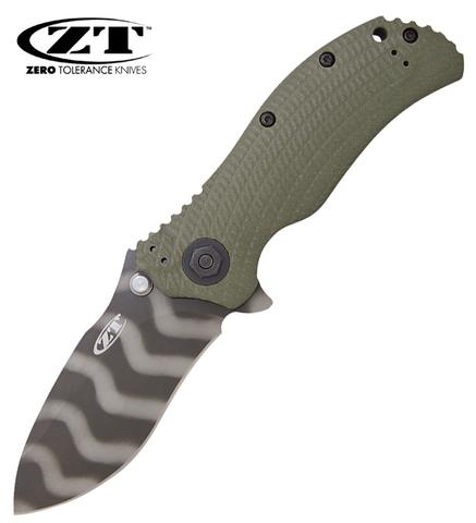 Нож Zero Tolerance модель 0301 Strider Onion Folder SpeedSafe