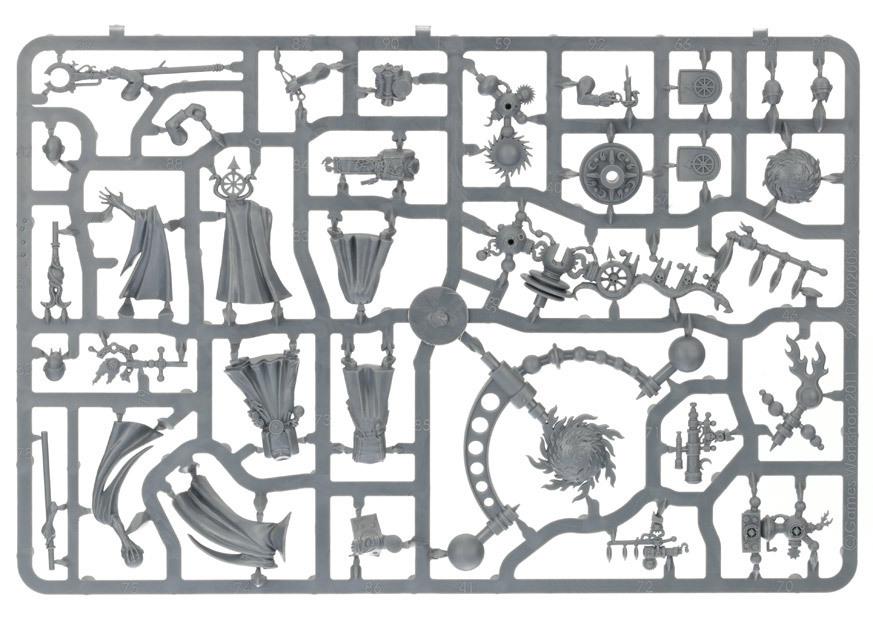 Empire Celestial Hurricanum / Luminark of Hysh