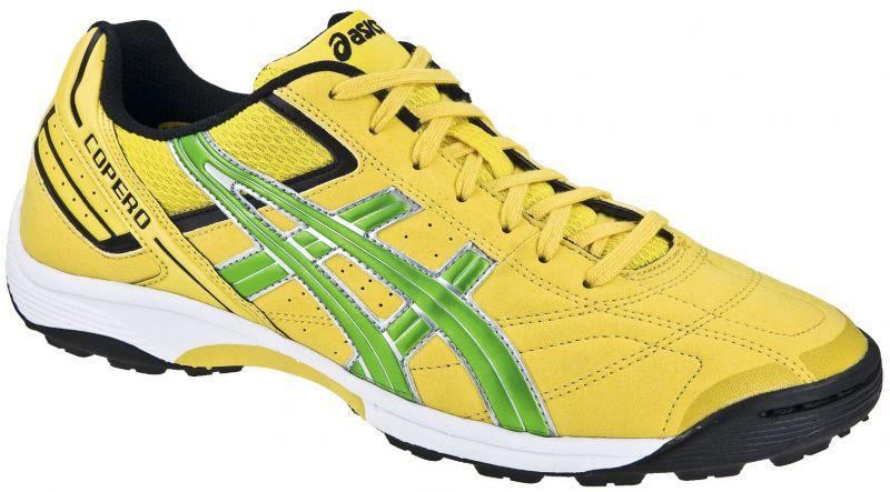 Бутсы футбольные Asics S TURF Copero yellow