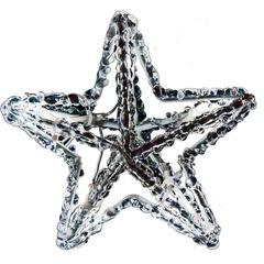 Гирлянда «8 звезд», CL39 (Feron)