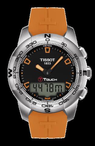 Купить Наручные часы Tissot Touch Collection T047.420.17.051.01 по доступной цене